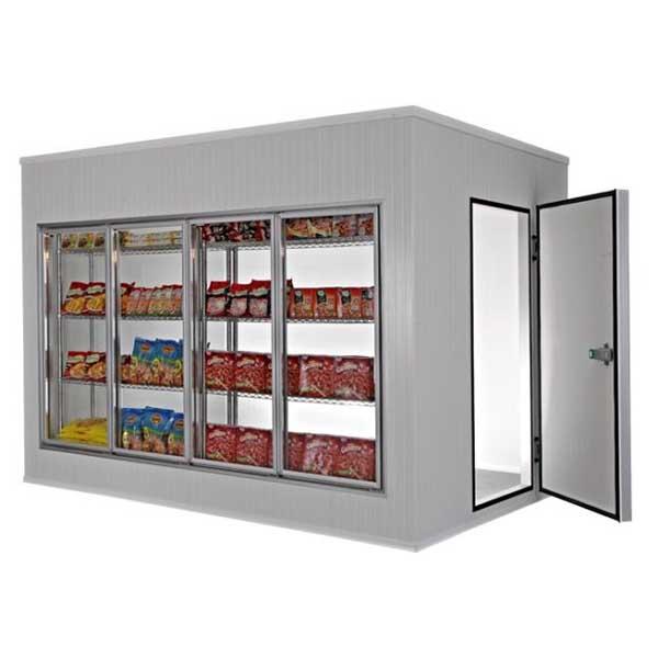 Backloader Kühlzellen