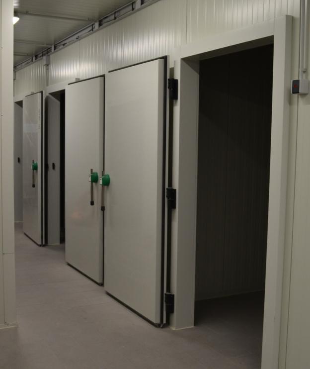 Kühlzelle bzw. Kühllager vom Zellenprofi